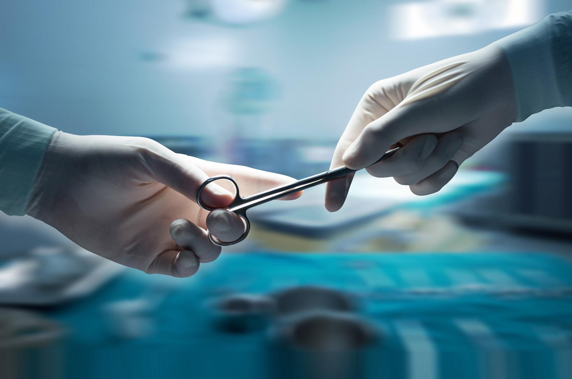 OA Dr. Philipp Beckerhinn Chirurgie