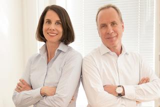 METAVITA-Team - Marion und Philipp